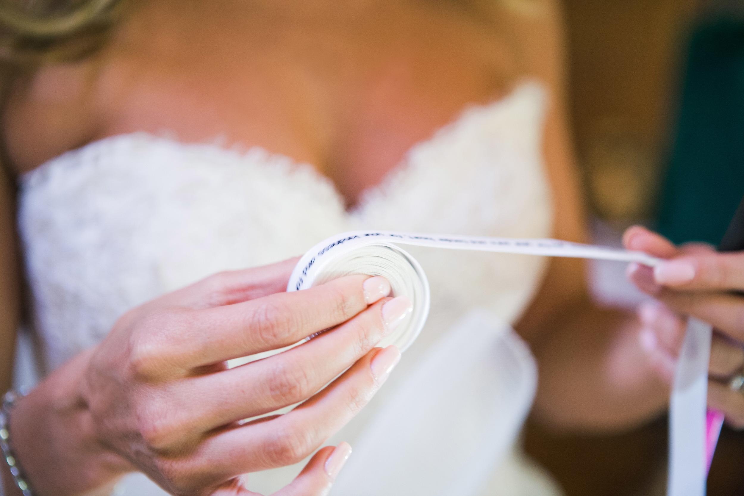 07. Brides Vows, Vows on ribbon, personalized vows, napa wedding, vineyard wedding.jpg