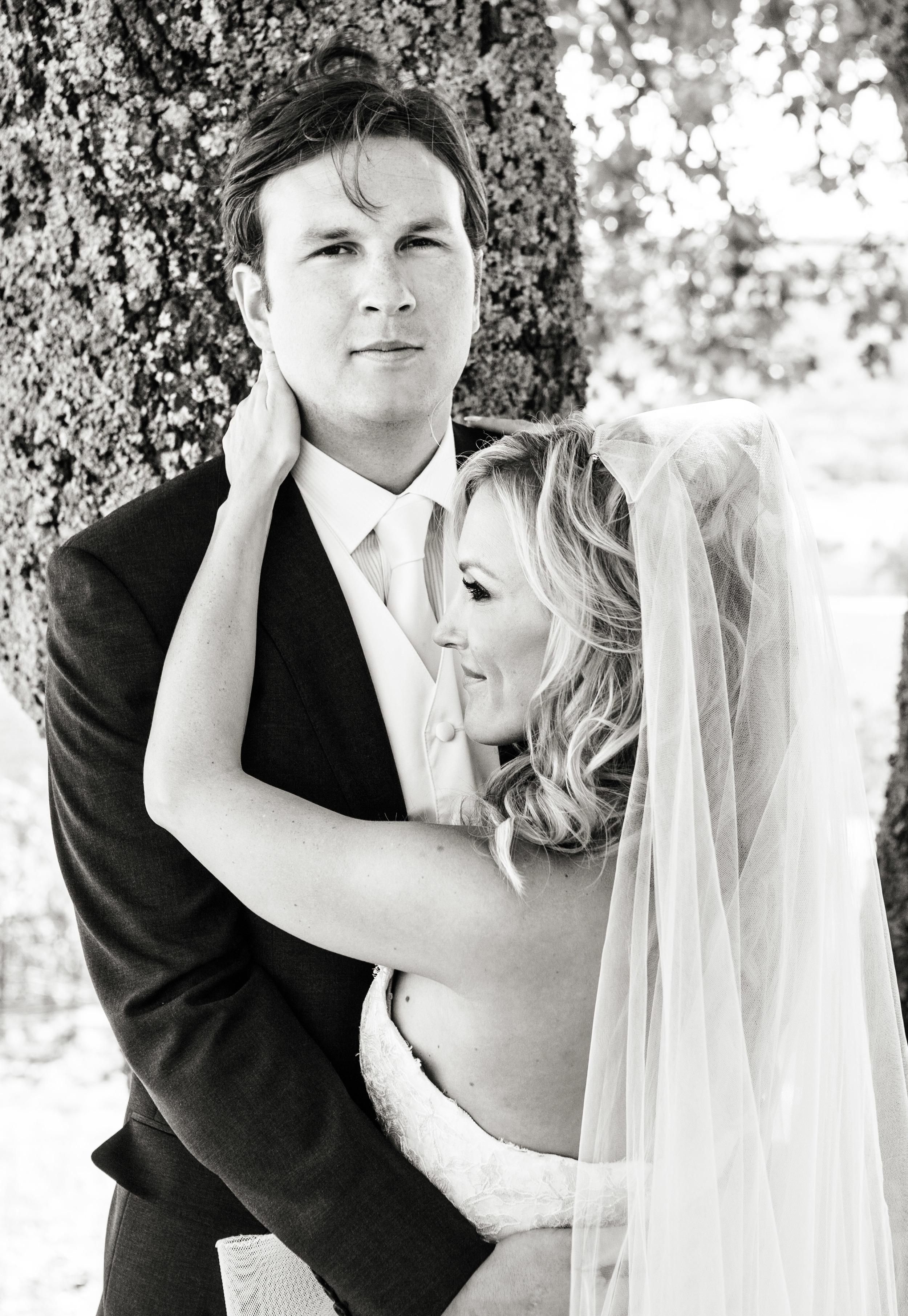 12. LS - napa wedding, vineyard ceremony, artsy bride & groom shot.jpg