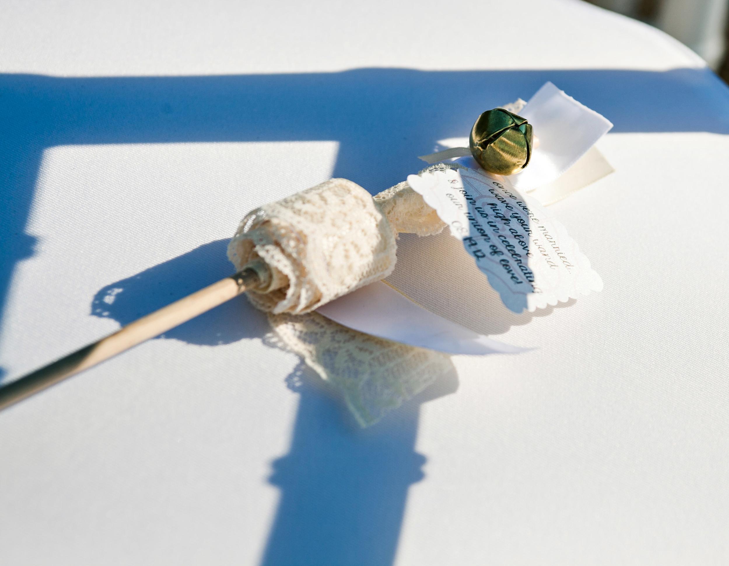 17. ceremony wands, lace ceremony wands, white wedding ideas, vineyard ceremony, summer wedding, napa wedding.jpg