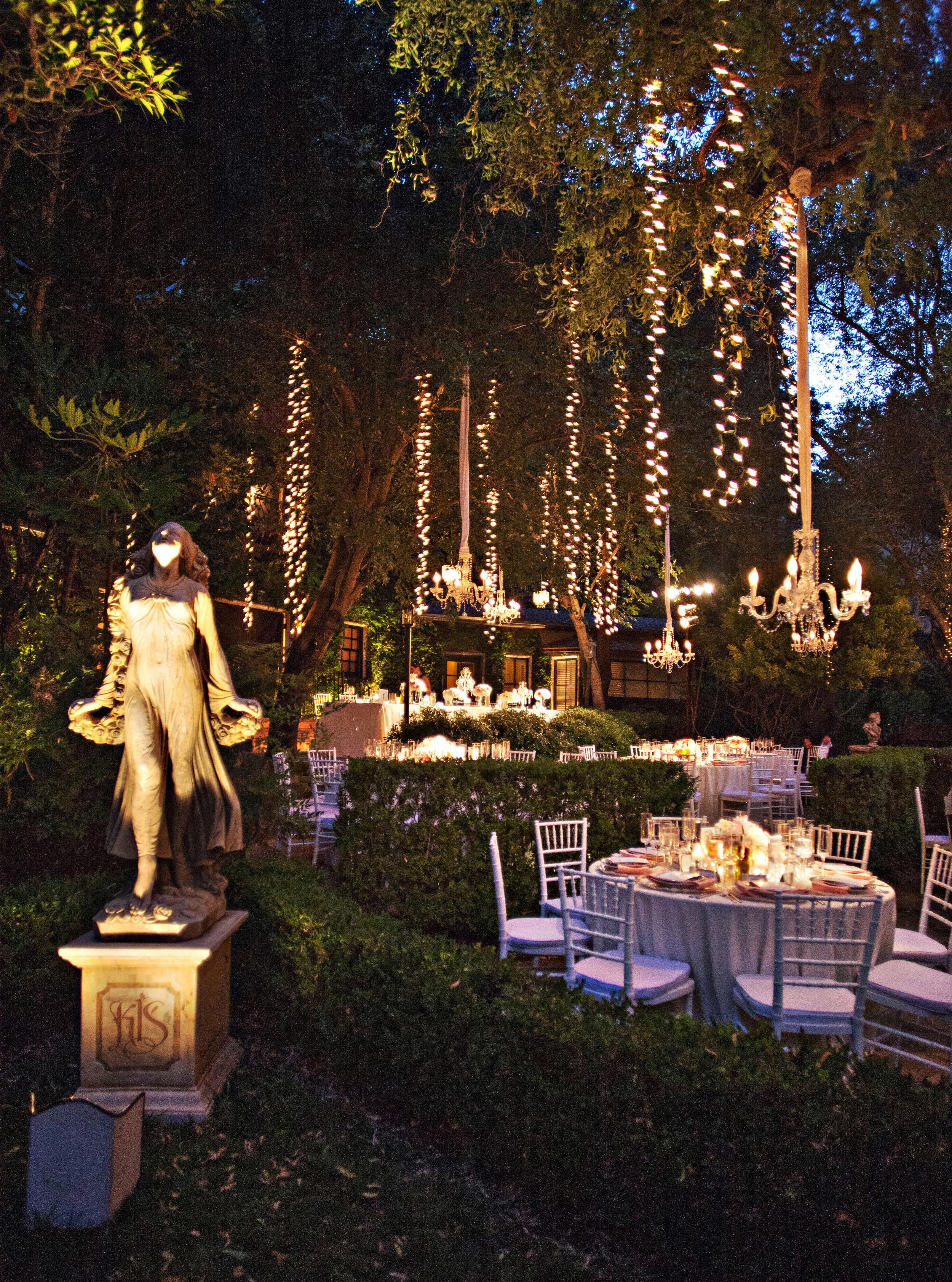 32. LS - wedding lighting, hanging fairy lights, summer wedding, sequin tables, sparkle wedding, modern romatic wedding .jpg