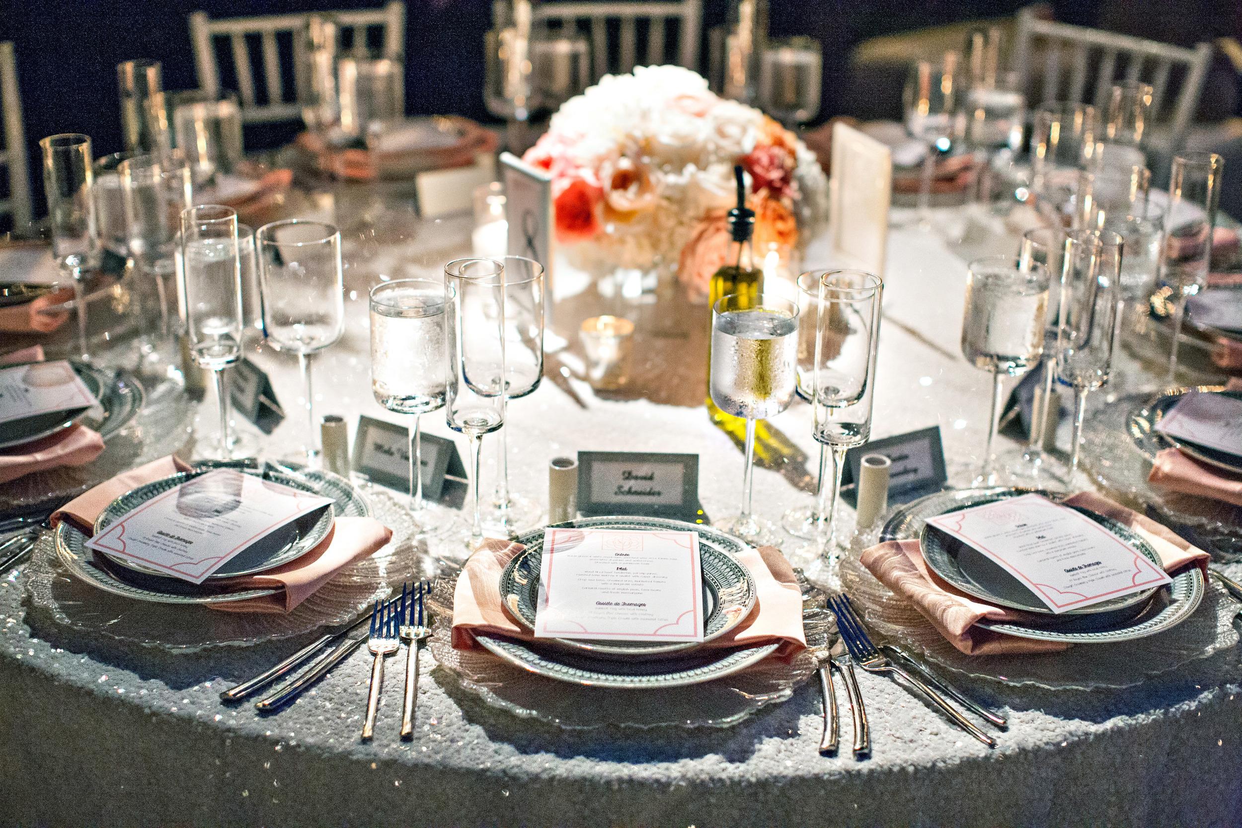 37. sparkle wedding tables, peach& coral wedding, summer wedding, sequin wedding, modern romantic wedding,chic wedding,.jpg