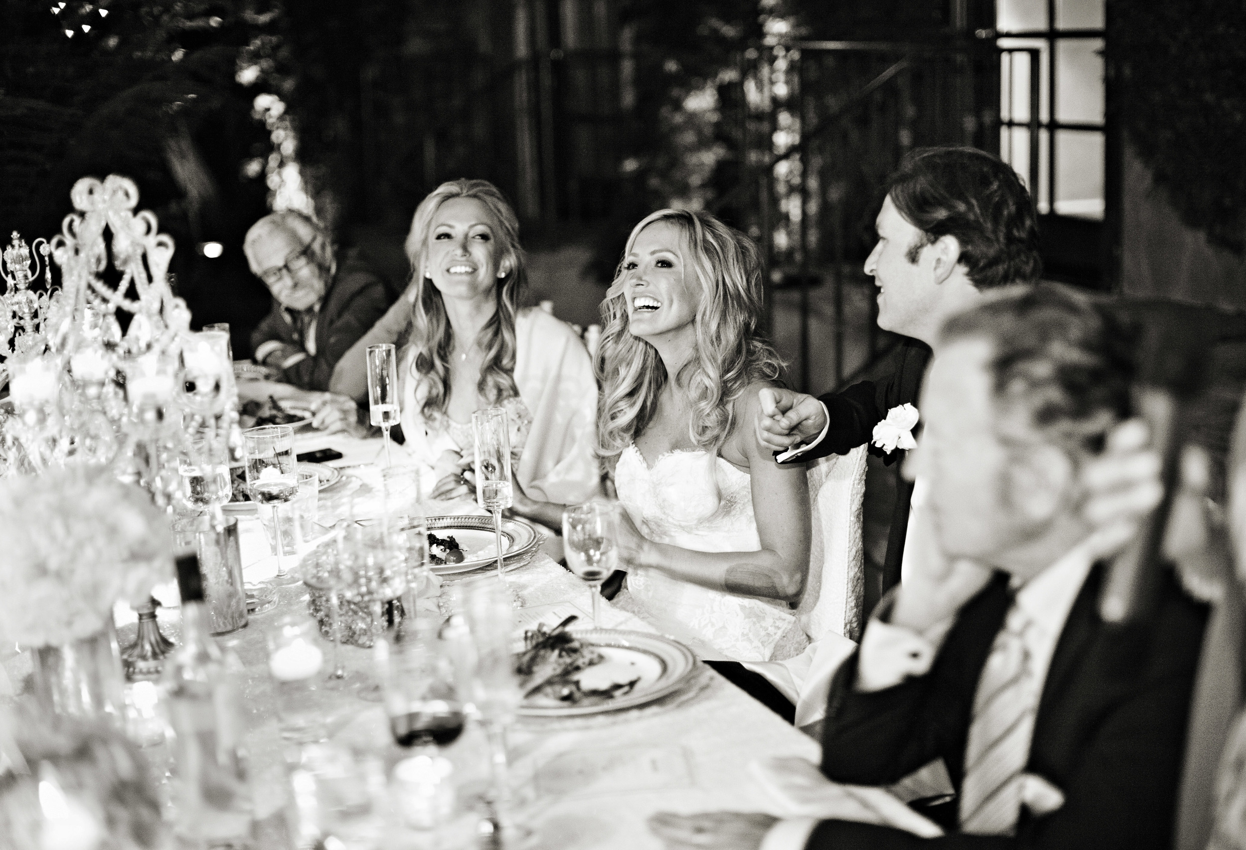 43. sparkle wedding, head table, wedding chandaliers, modern romantic wedding, summer wedding, gorgeous wedding table design.jpg