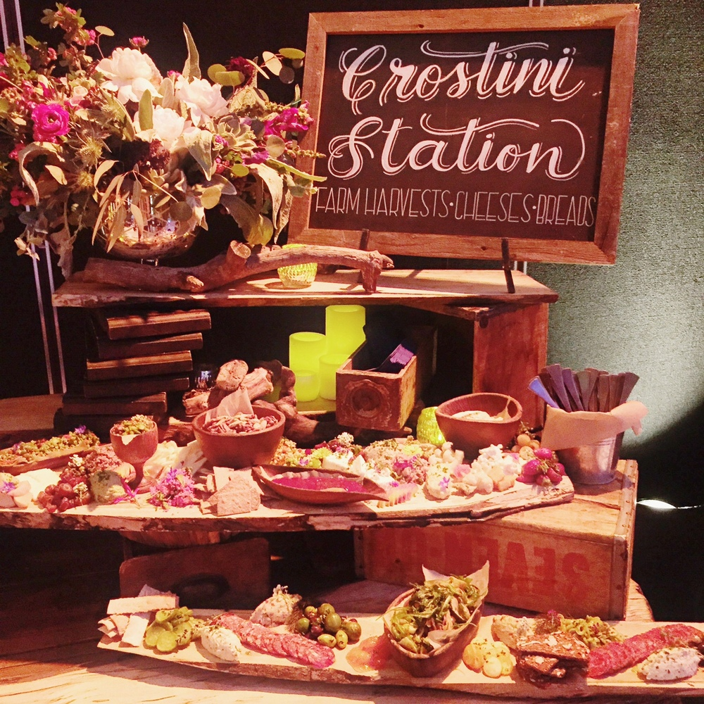 UMG Capitol Records Crostini Station.jpeg