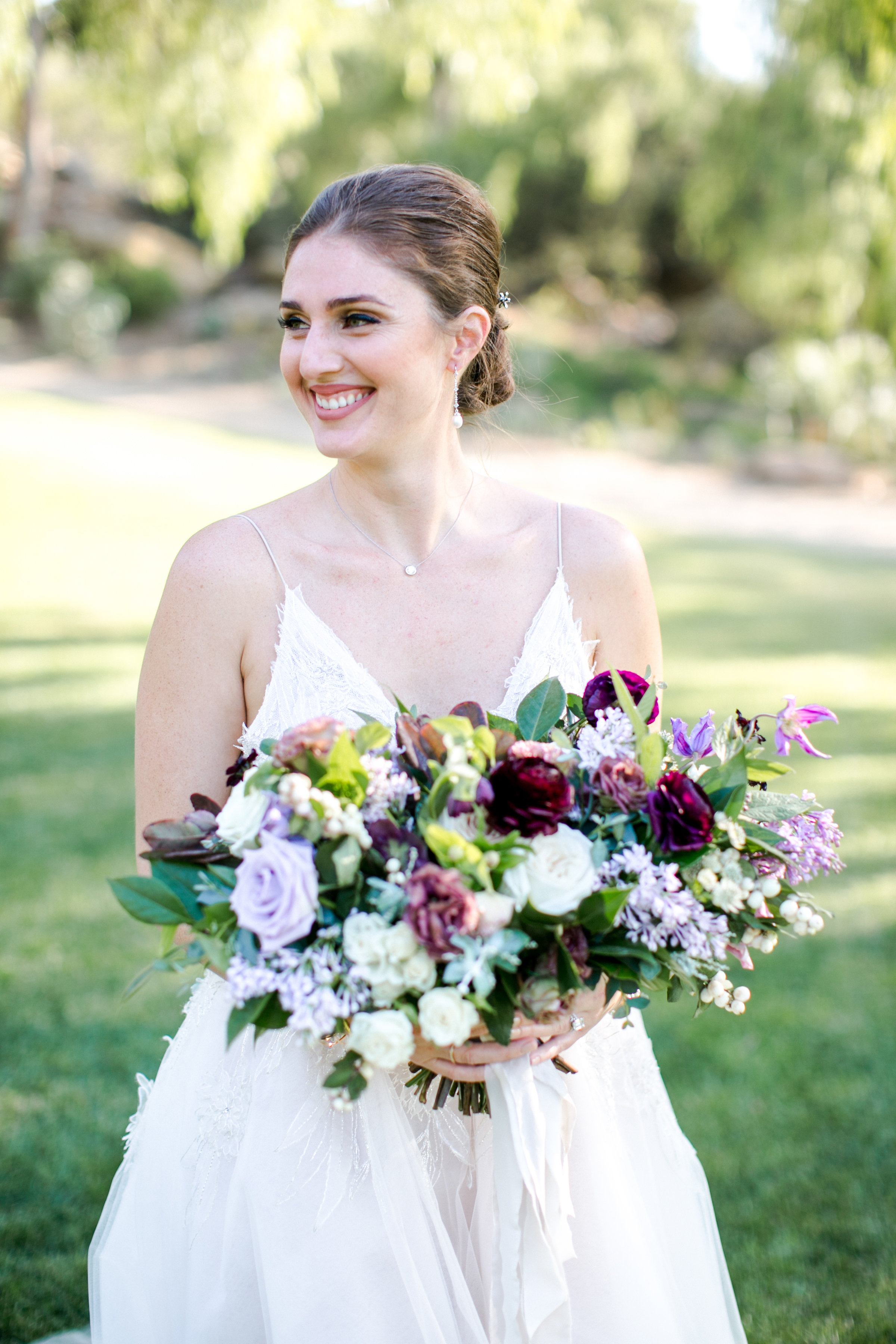17. First look bride bouquet.jpg