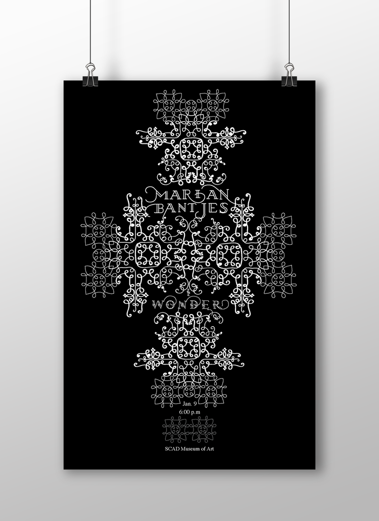 Poster for  Marian Bantjes