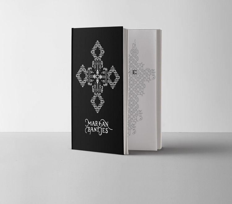 Book cover for  Marian Bantjes