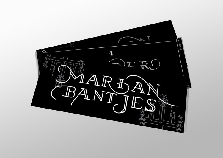 Ticket for  Marian Bantjes