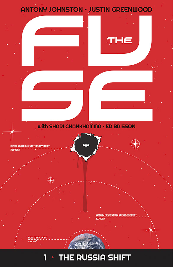 """antonyjohnston :      THE FUSE Vol 1 On Sale, #1 for Free     THE FUSE Vol 1:  The Russia Shift   goes on sale this week, collecting the first case for our sci-fi detectives in a single 160pp volume for just $9.99:      """"Hits fast and hard, with unapologetic wit and a no-nonsense attitude""""  — Bloody Disgusting        """"Space cops investigating space murders is the sort of synopsis that gets my attention.""""  — Wired        """"A crime procedural in space with fantastic characters… Antony Johnston has kind of popped to the top of my list of favorite creators.""""  — Fantastic Fangirls     To celebrate, we're also  RELEASING ISSUE #1 FOR FREE  on digital, both at  Image's store  and  on Comixology . So if you haven't read THE FUSE yet, you can try it out for free and see if sci-fi cops solving murder mysteries is your kind of thing.   If it turns out it  is  your kind of thing, you can order your copy of THE FUSE Vol 1 from comic stores with the order code  JUN140504 , or from bookstores with the ISBN  978-1632150080 .   (If it isn't your kind of thing, what the hell is wrong with you?)   • Finally, if you're going to be in south-east England this weekend, remember that I'll be  SIGNING LIMITED EXCLUSIVE BOOKPLATE EDITIONS  of both THE FUSE and UMBRAL  at London's Forbidden Planet Megastore on Saturday . Click that link for a peek at the bookplates, and more details on the signing times. Hope to see you there!"""