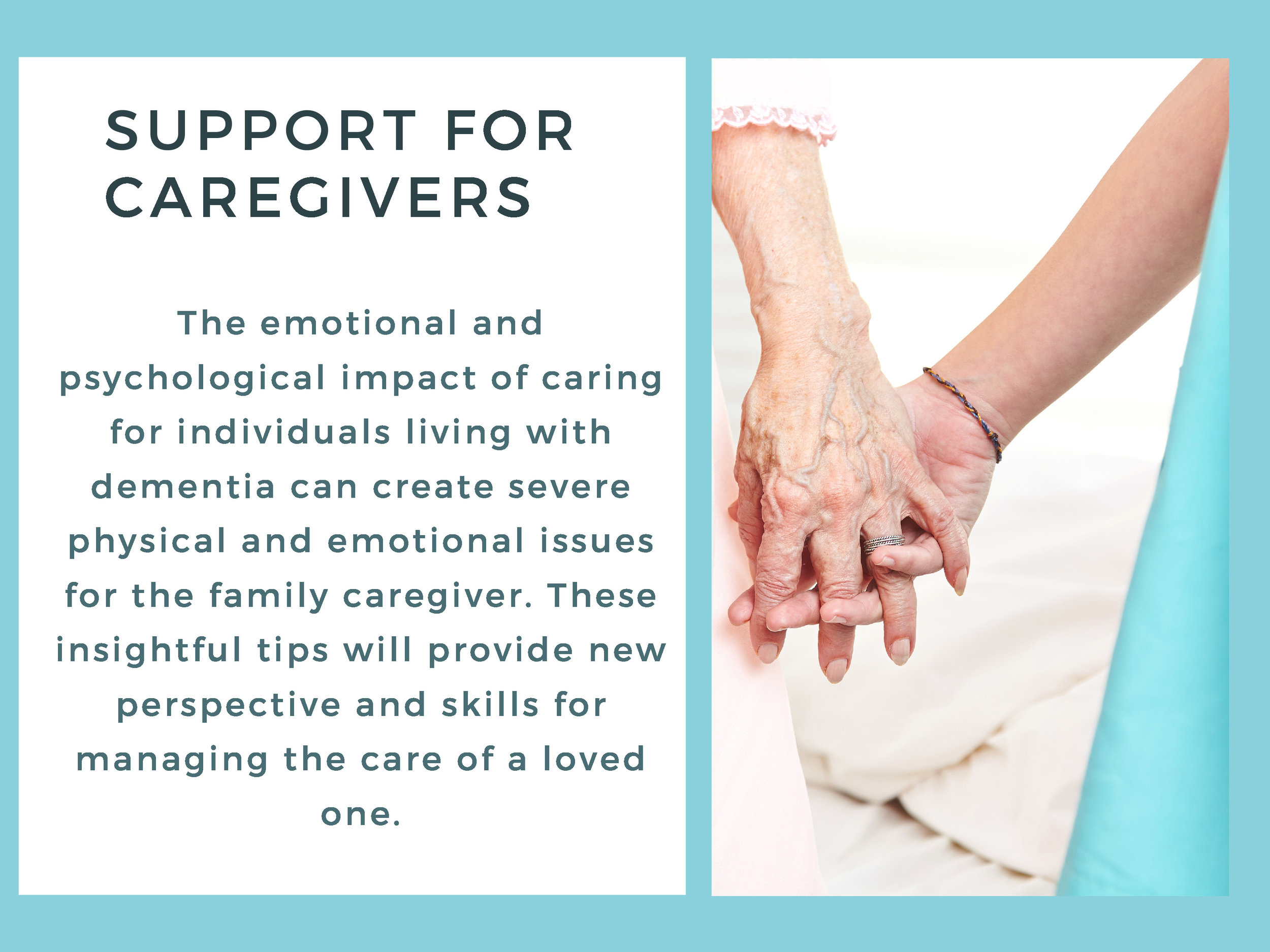 tips for caregivers