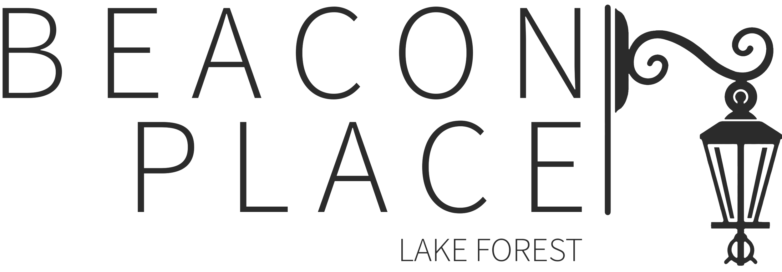 Beacon Place Logo - Lake Forest