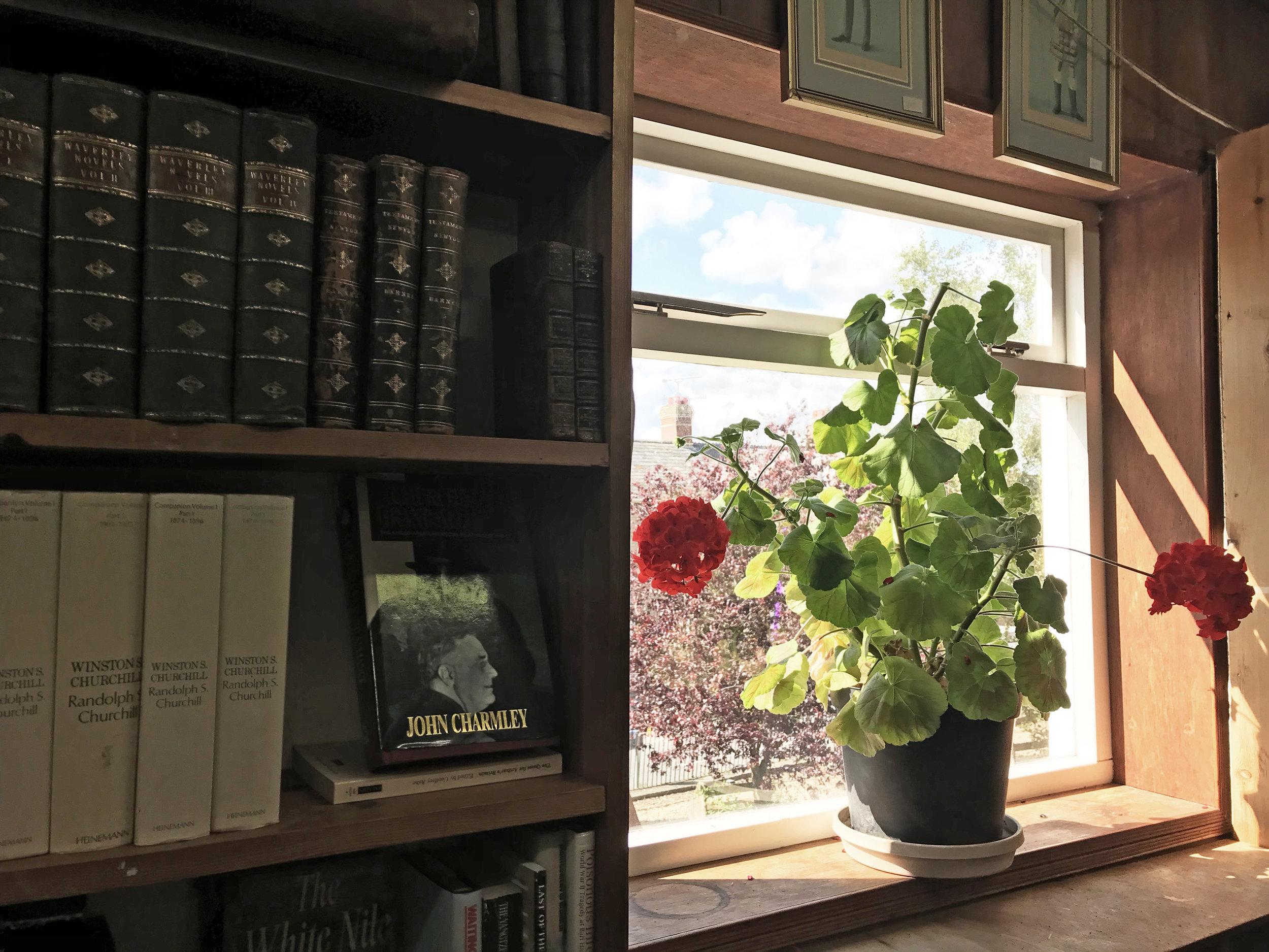 book geranium copyrightJC2019