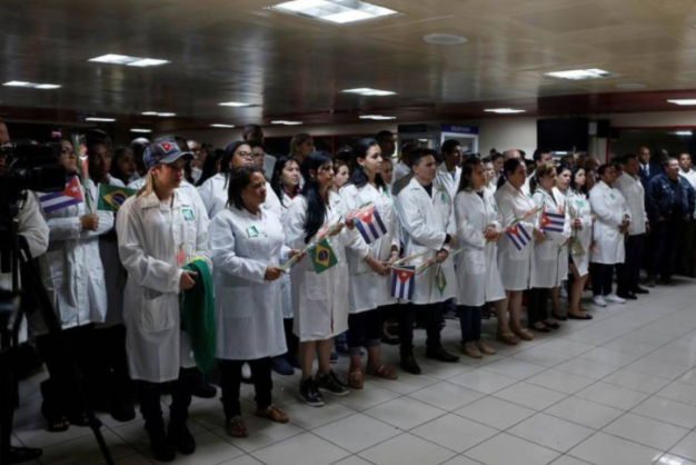 Cuban doctors are victims of exploitive human trafficking carried out by Castro regime
