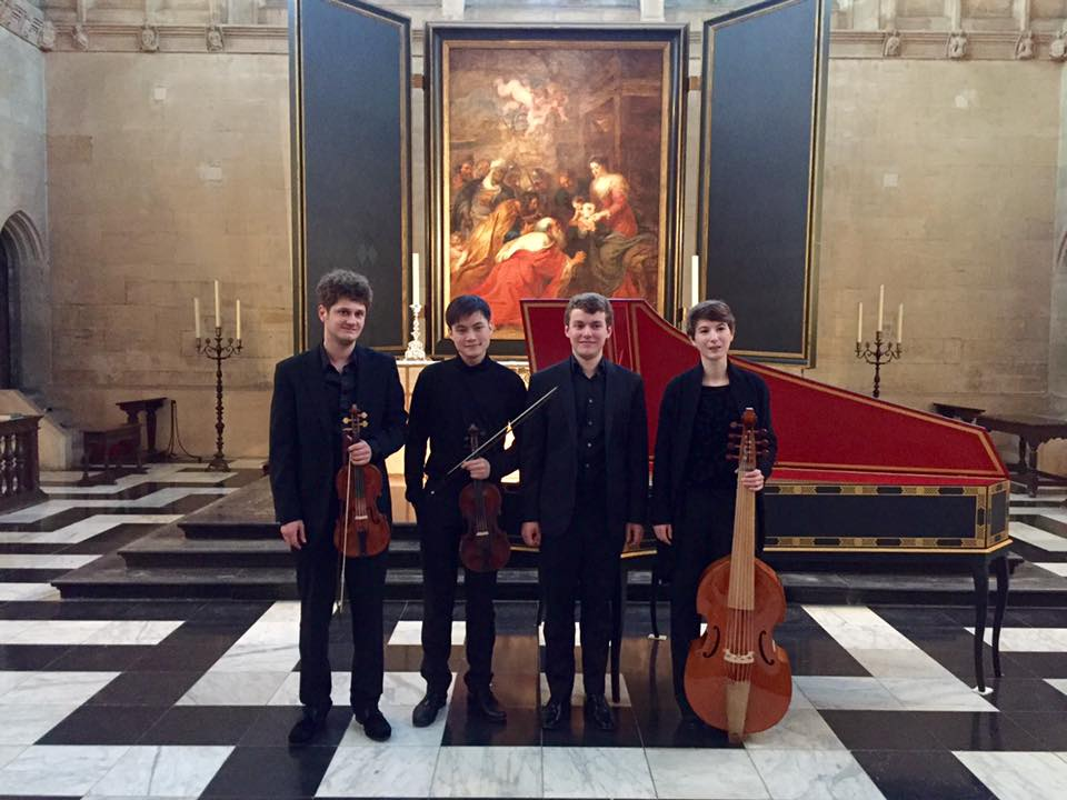 Helios Ensemble - King's College Cambridge