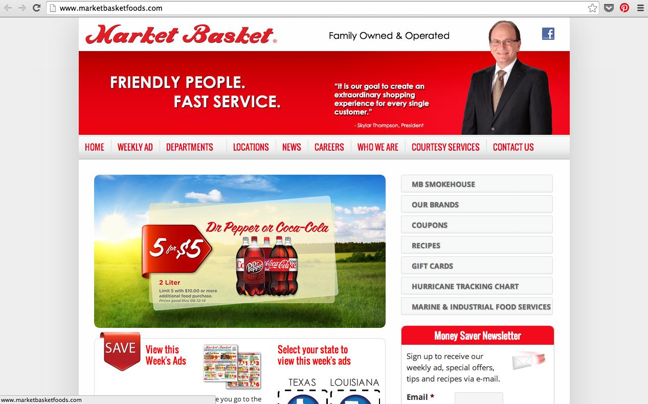 www.marketbasketfoods.com