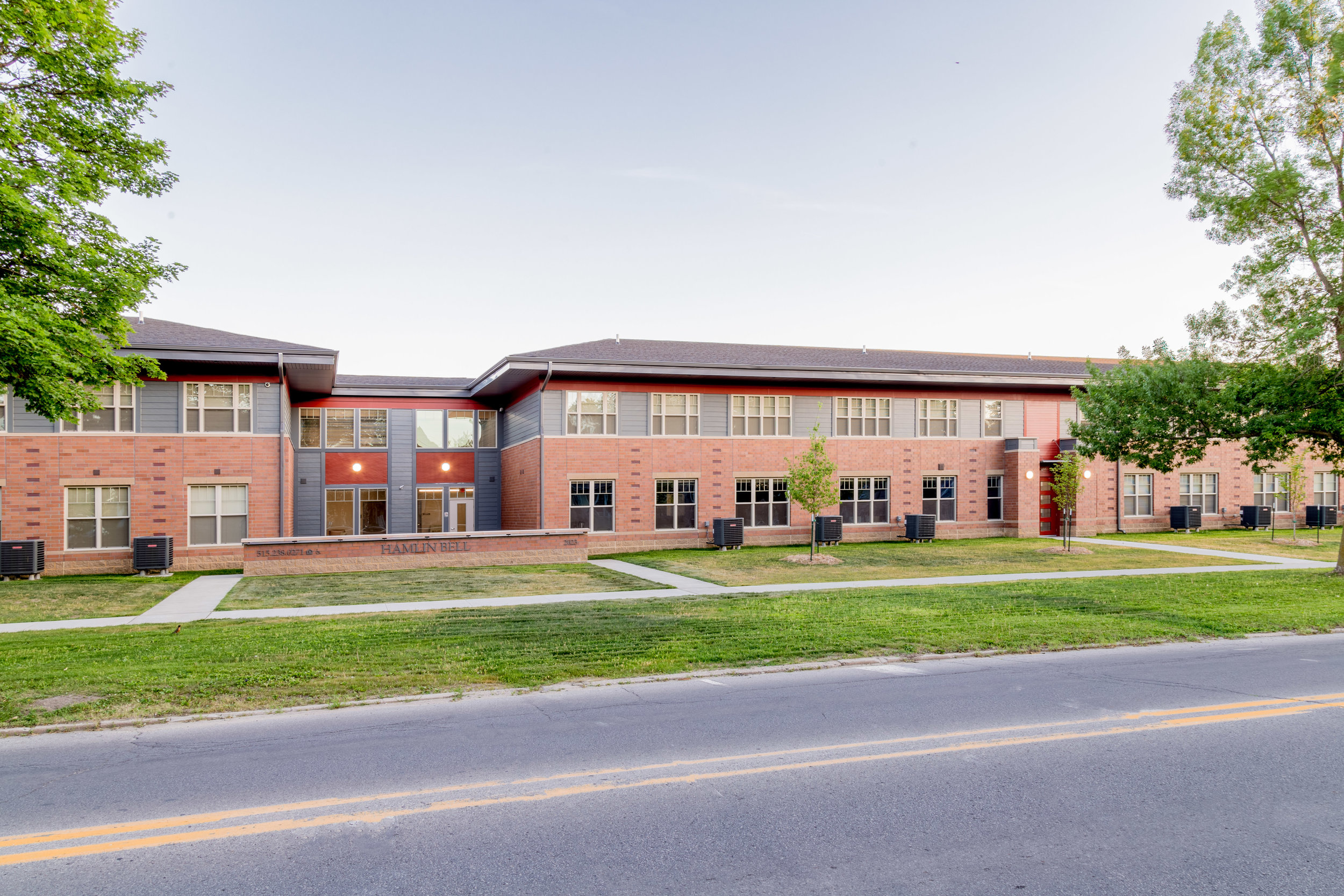 Hamlin Bell Senior Living- Perry, IA