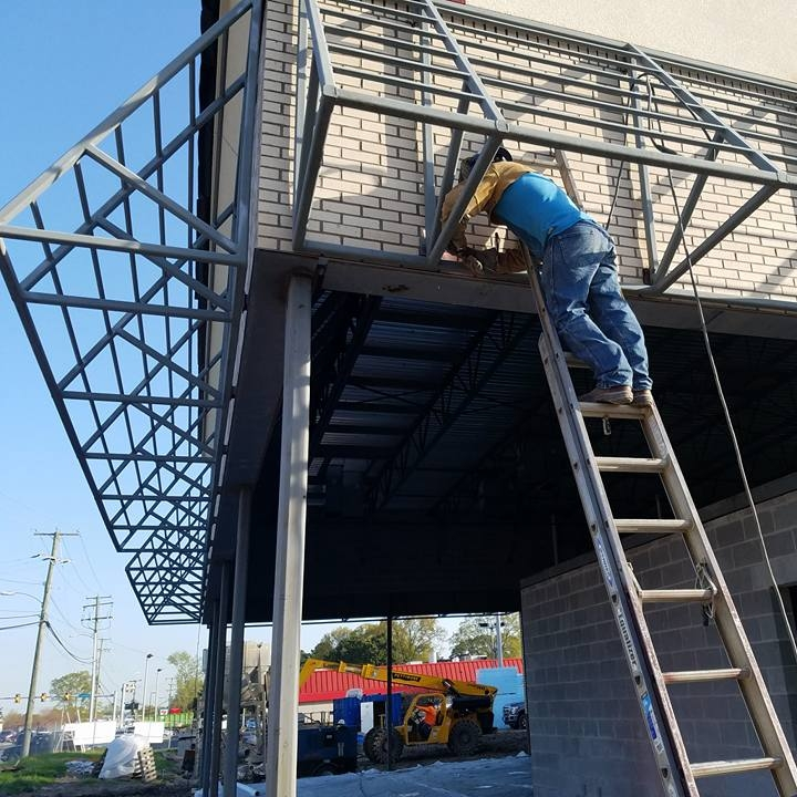 May 10, 2018   Almost all of the steel has been set at Discount Tire in  Chesapeake, Virginia ! Thanks to  Gresham Steel Fabricators  for supplying all of our bar joists, bollards, and ladders. This store is set to open by the end of June, and is one of four  Discount Tire  stores that Koester will complete this summer!