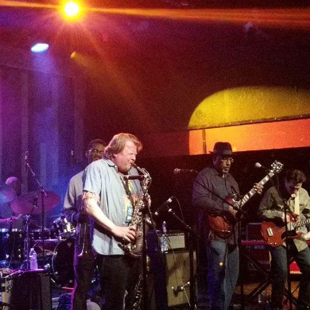 #night1 #waneeblockparty #allmanbrothers #jaimoe #jamband #rockandroll #northmississippiallstars #southbound #whippingpost