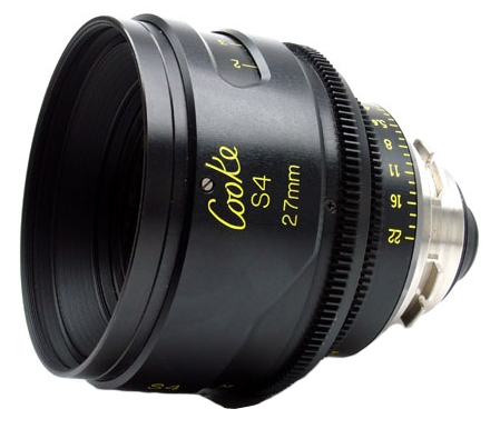 COOKE S4/I Focal Length - 27 MM