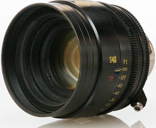 COOKE S4/I Focal Length - 75 MM