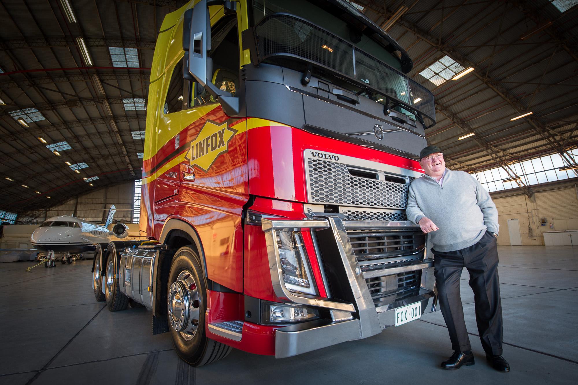 Client: Volvo Trucks
