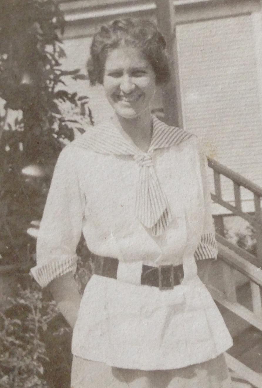 Lucile Boyd, 1912/1913.