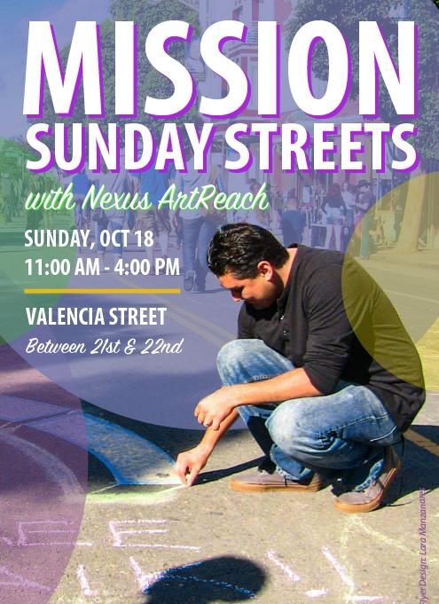 Mission Sunday Streets