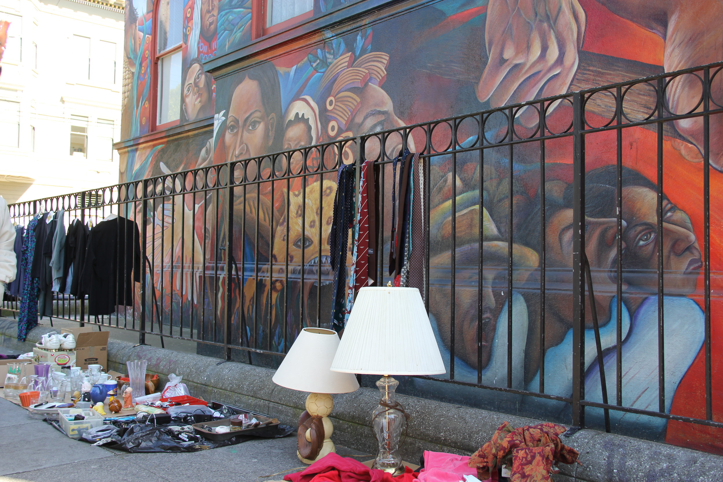 24th St. in San Francisco. Photo: Lara Manzanares