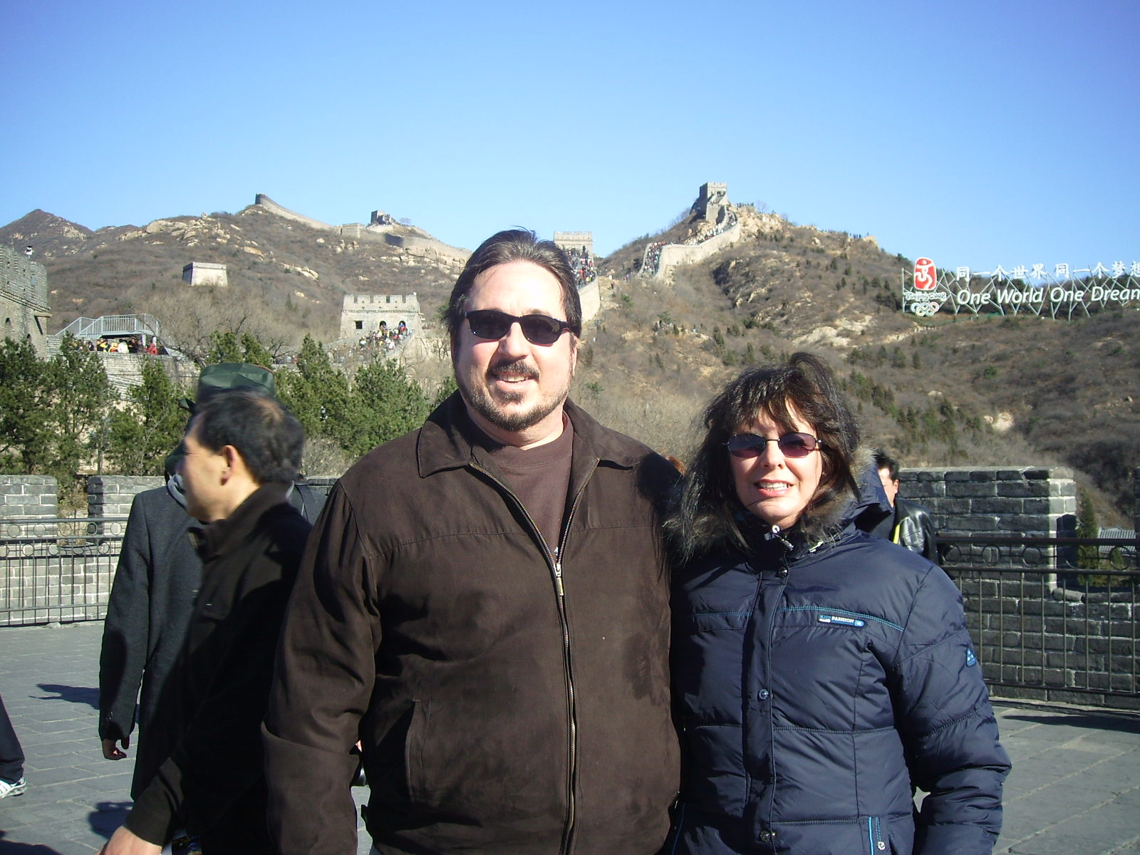 meet the naspa executive team: pictured above are President leo a. wrobel and technical support magazine editor in chief sharon m. wrobel when they were guests of the chinese academy of sciences. find more at www.leowrobel.com.
