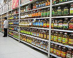 Oils for detox