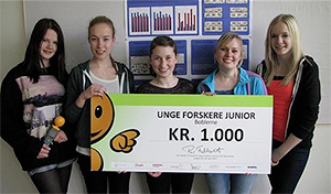 They deserve all the salutations and every Kroner they were awarded.