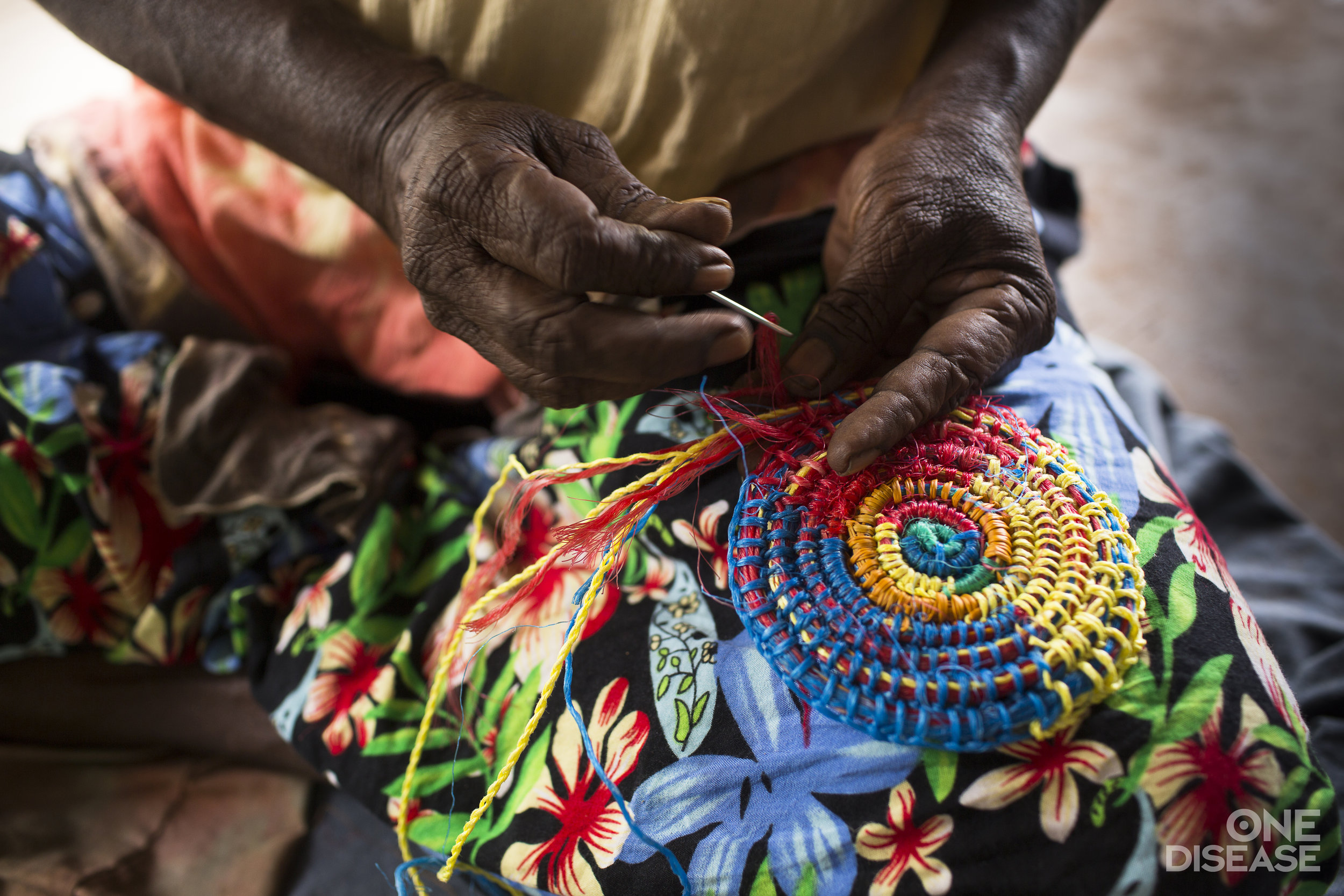 © One Disease_Laklak weaving basket Yirrkala.jpg