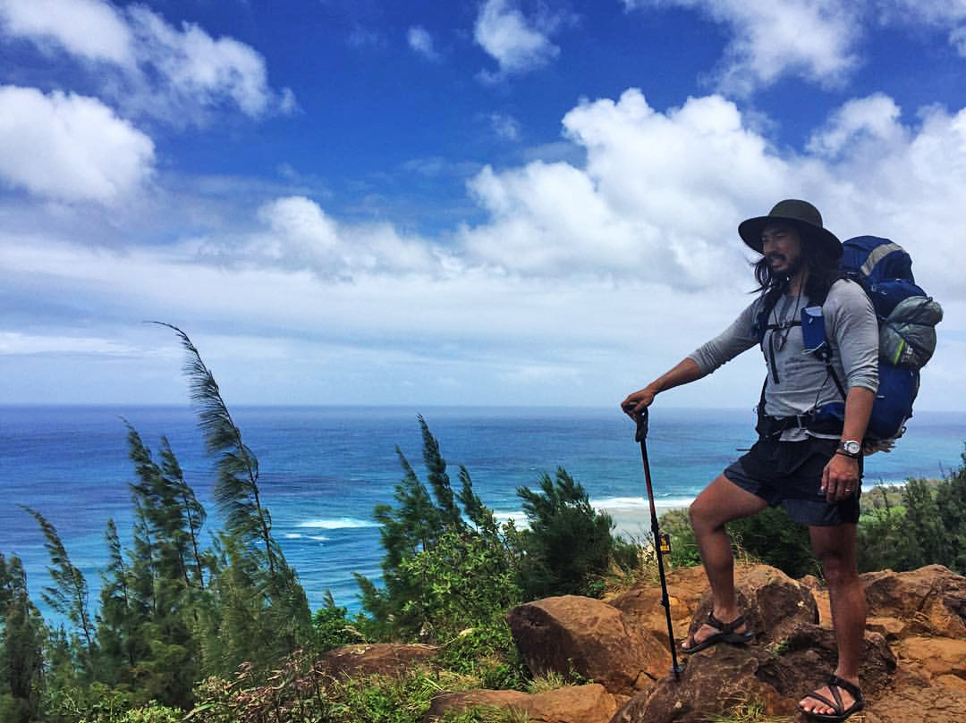 Napali Coast Hike March 2016