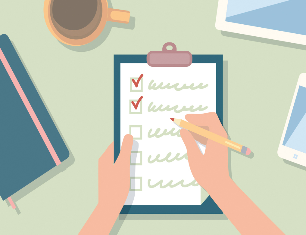 Icon for Checklist