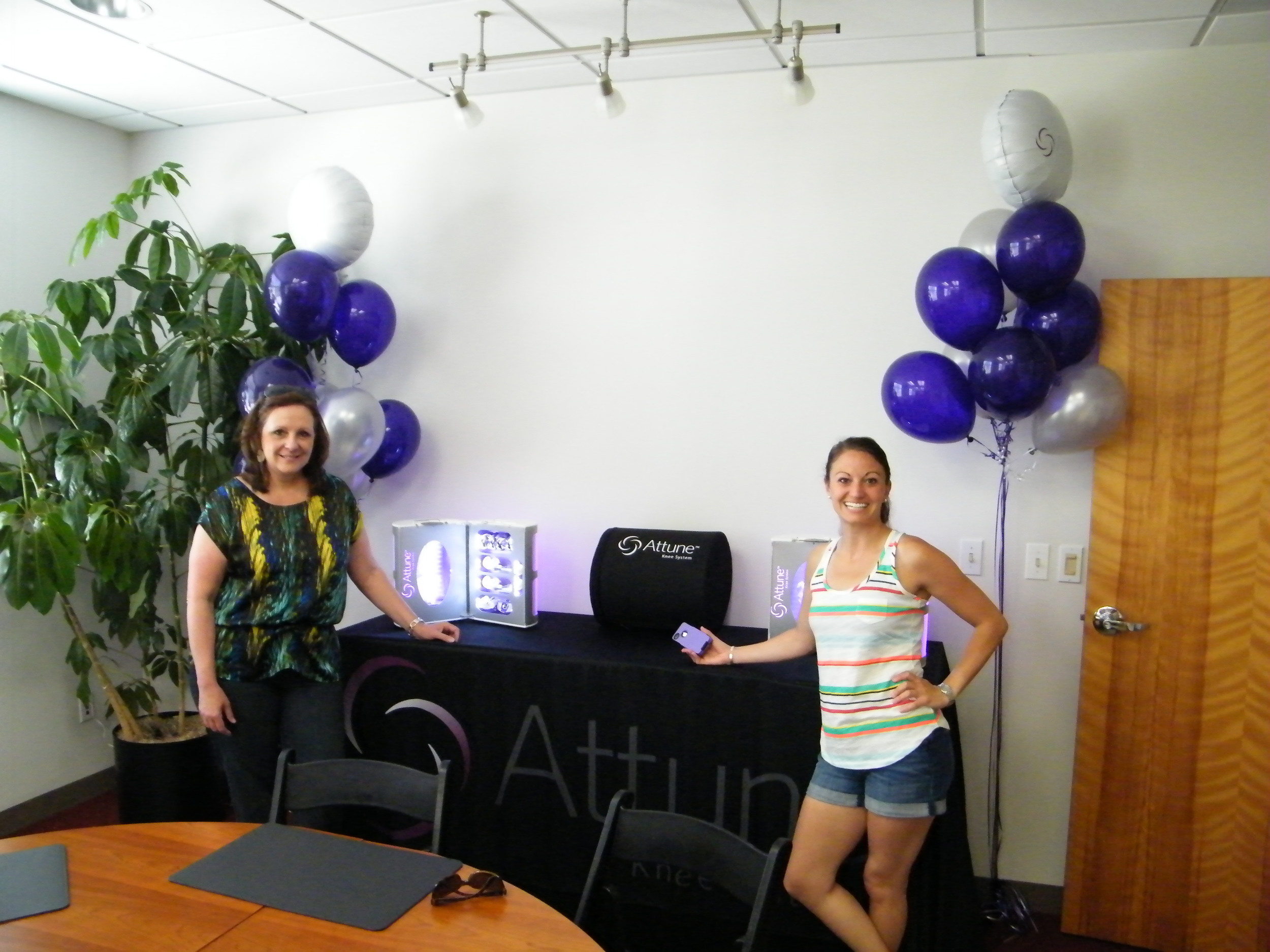 ATTUNE Launch 2013 Kara  Vickie.jpg