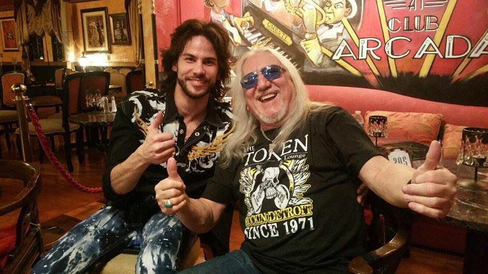 Nick Bell and Mick Box - Uriah Heep