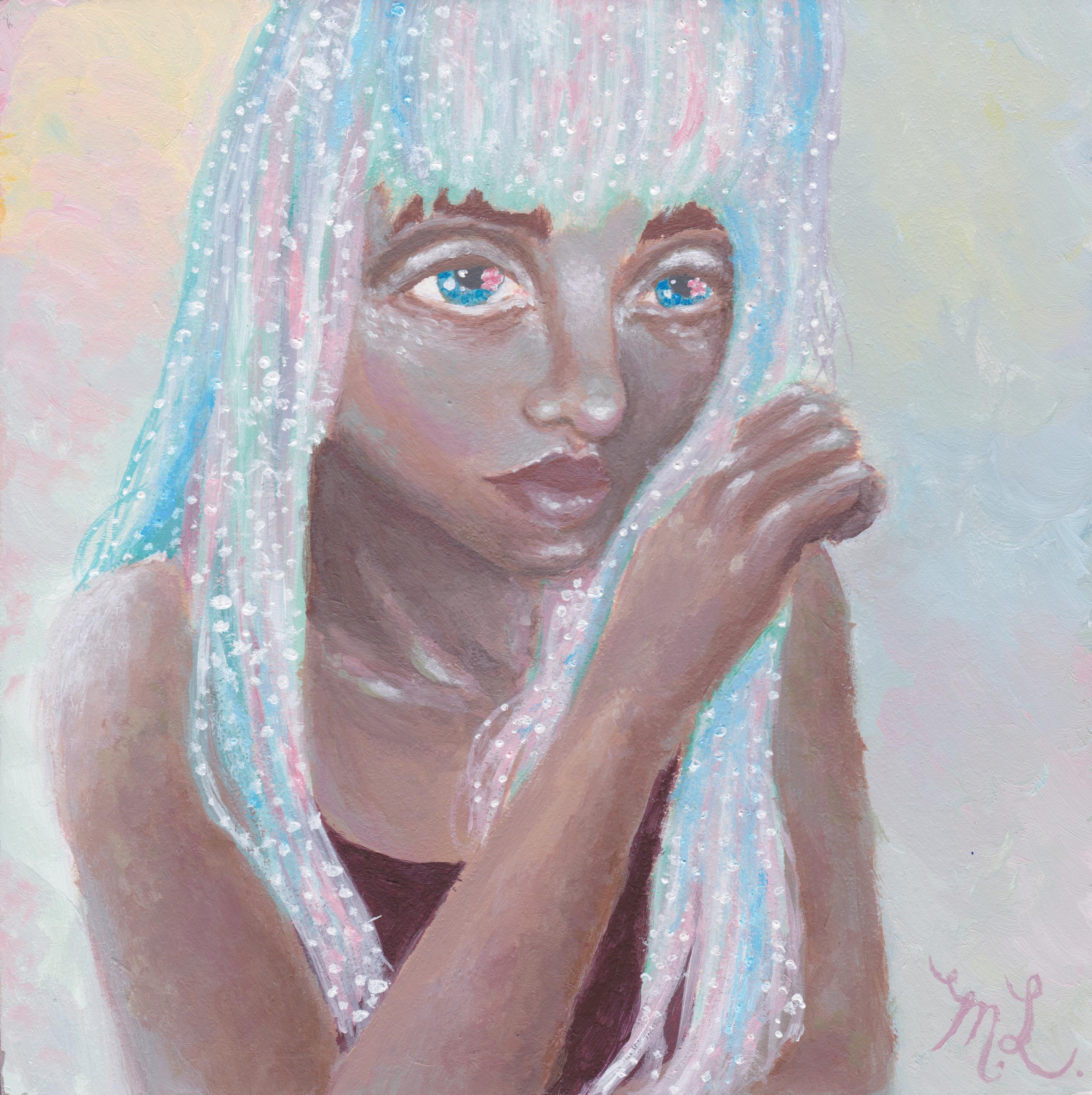"""Opalescent Dream"""