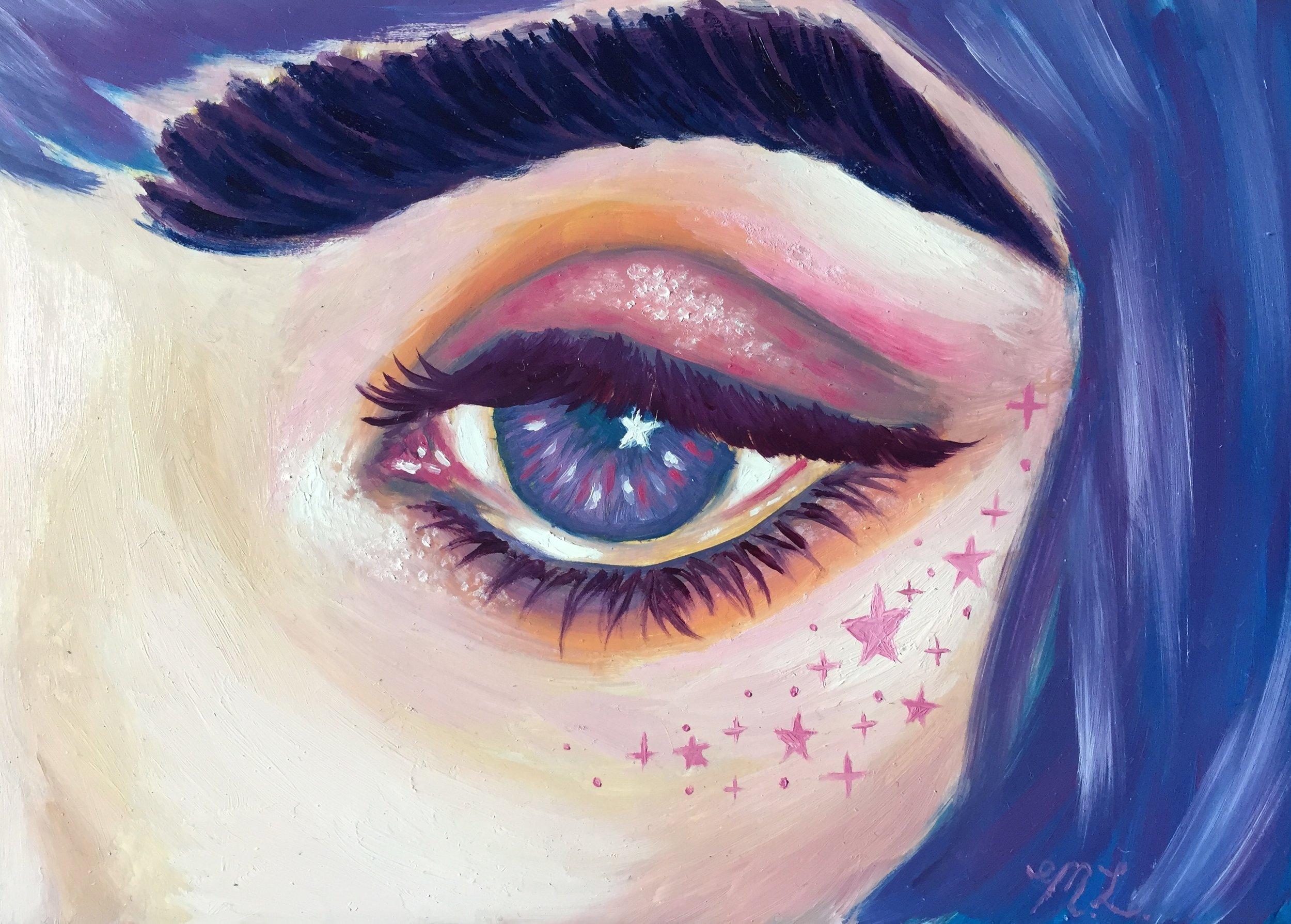 """Naiad Eye"""