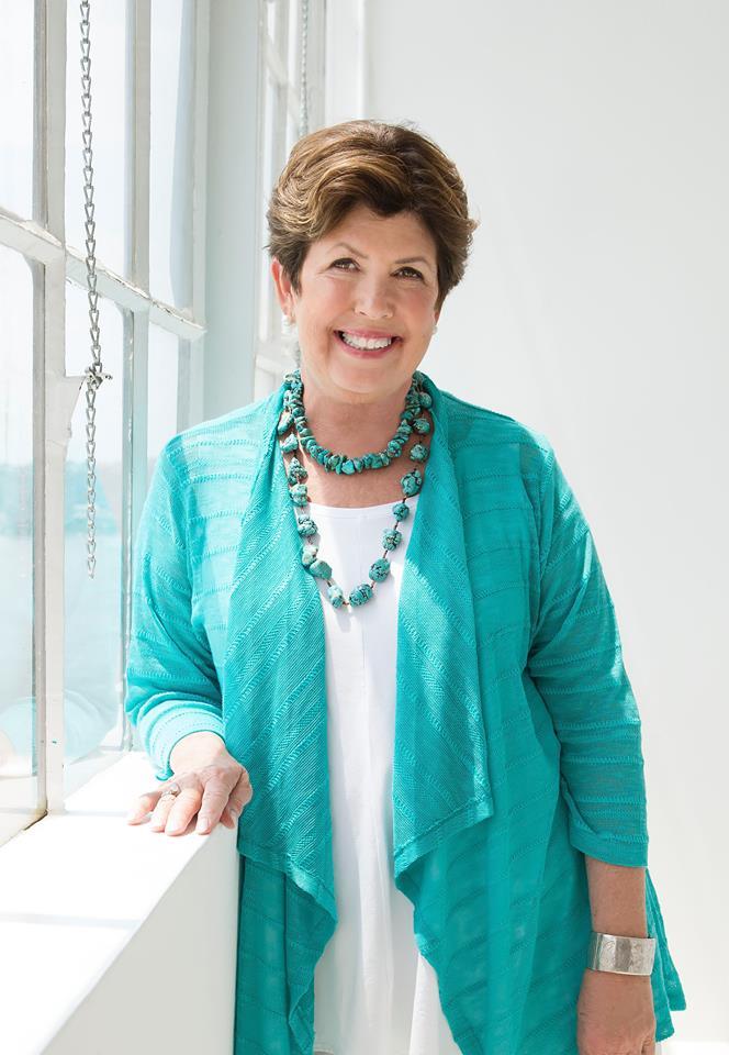 Author Mary Kay Andrews