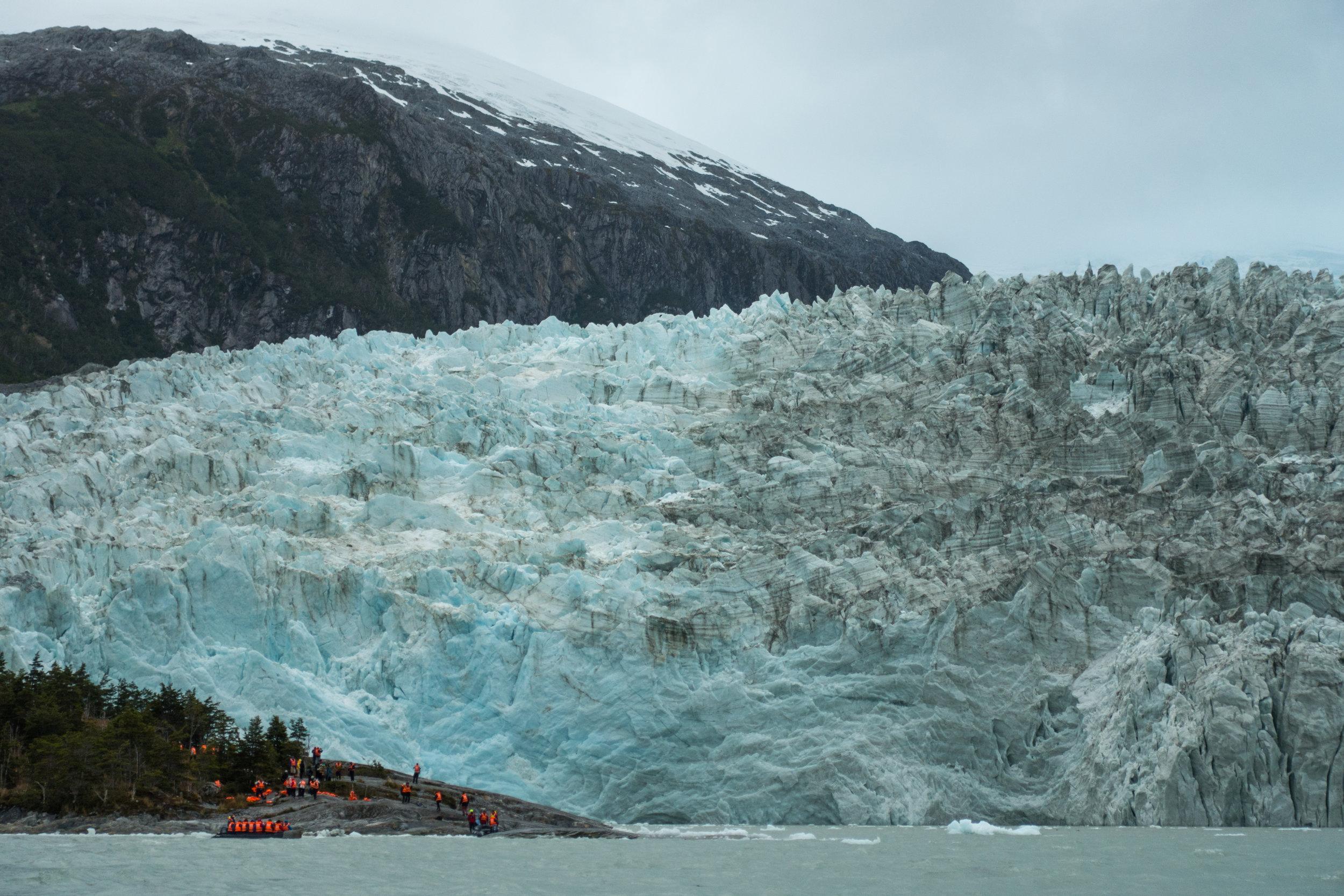 Pia Glacier, Chilean Patagonia