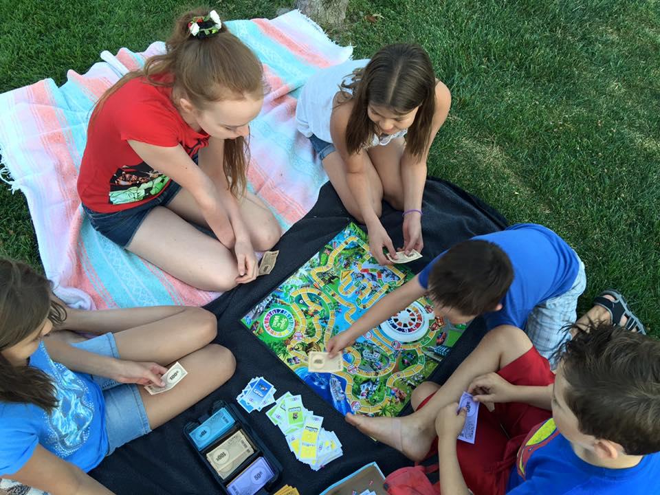 Playing Games!