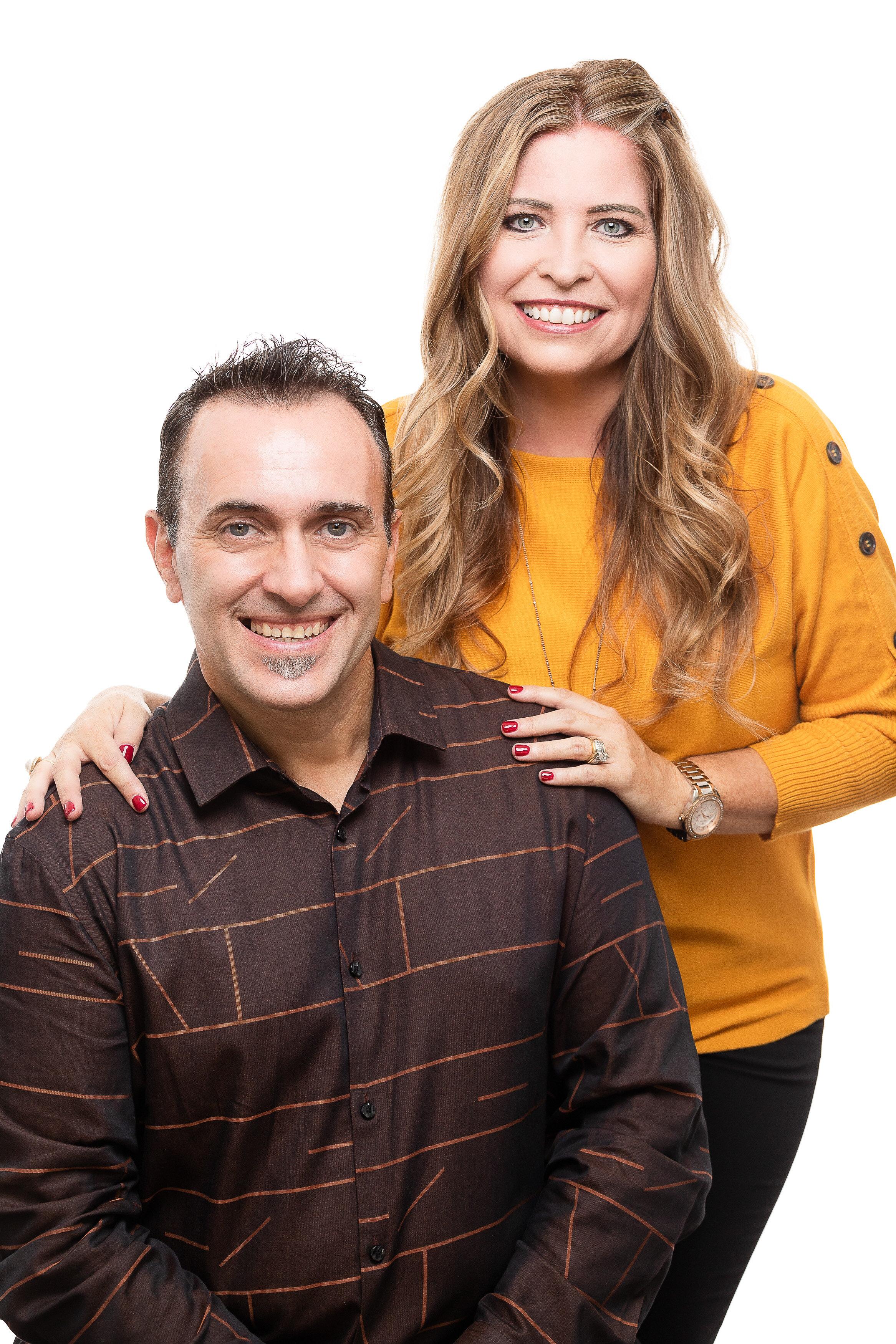 Amber and Guy Lia
