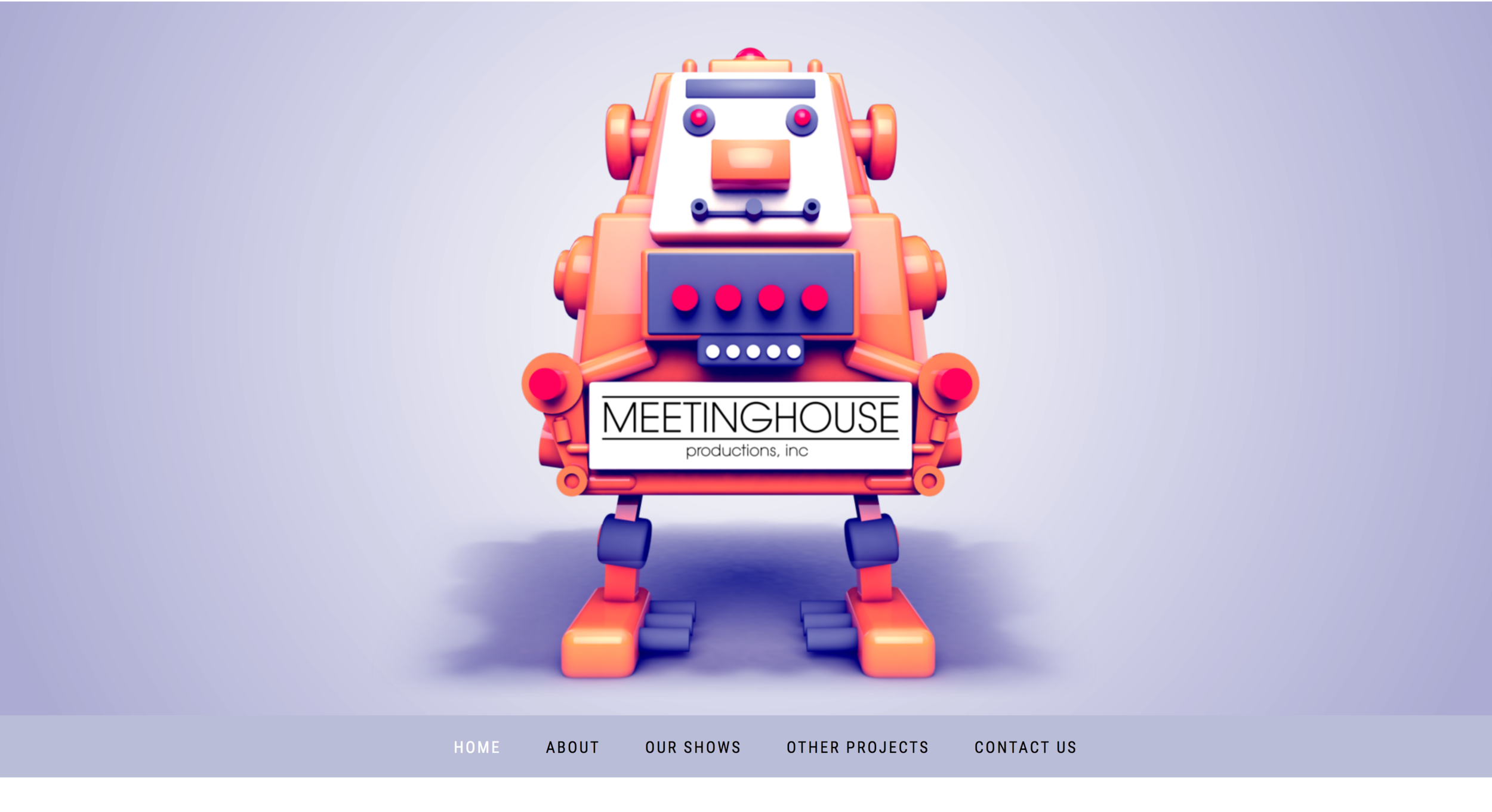 meetinghouse productions - VIEW PROJECT