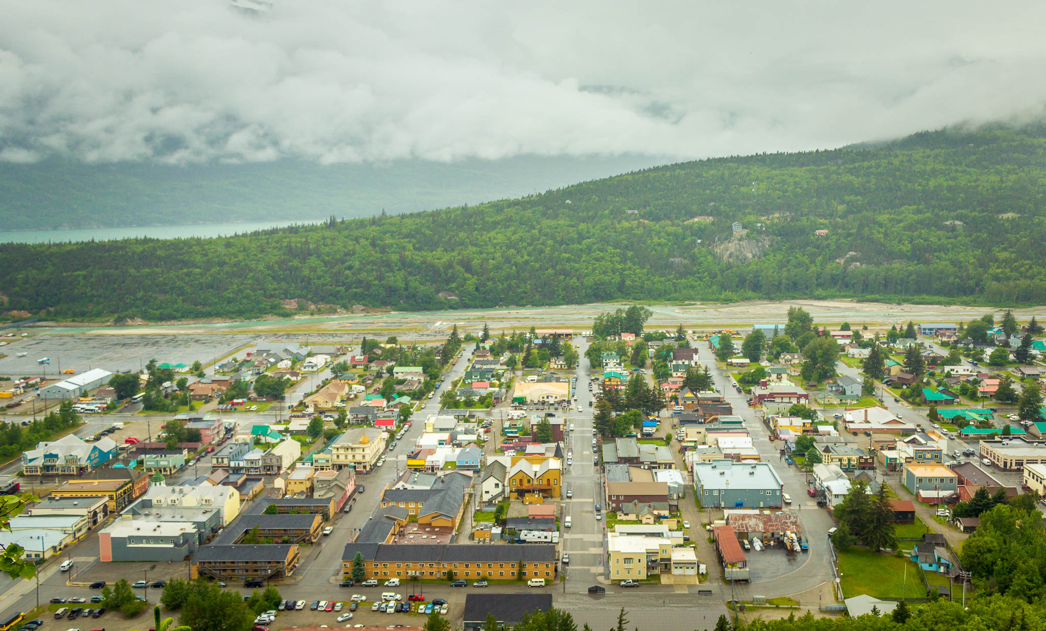 Beautiful Skagway, Alaska