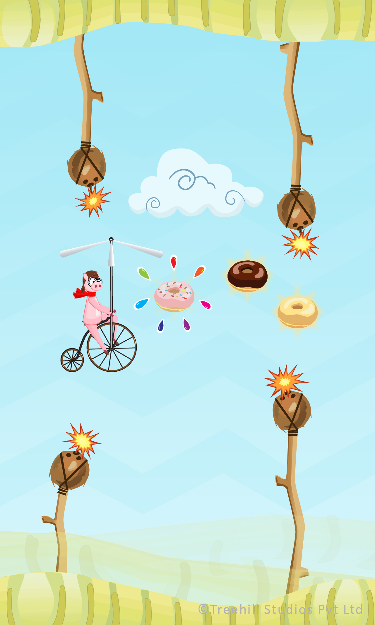 Bacon Quest Gameplay Screenshot01.jpg