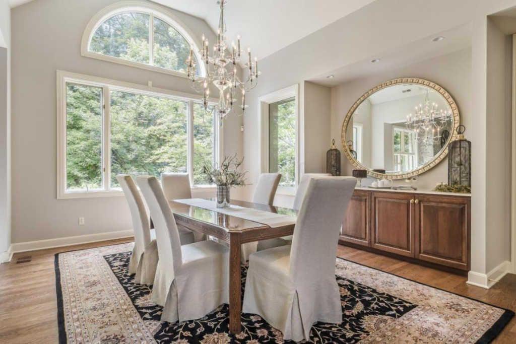 Paint Dinning Room