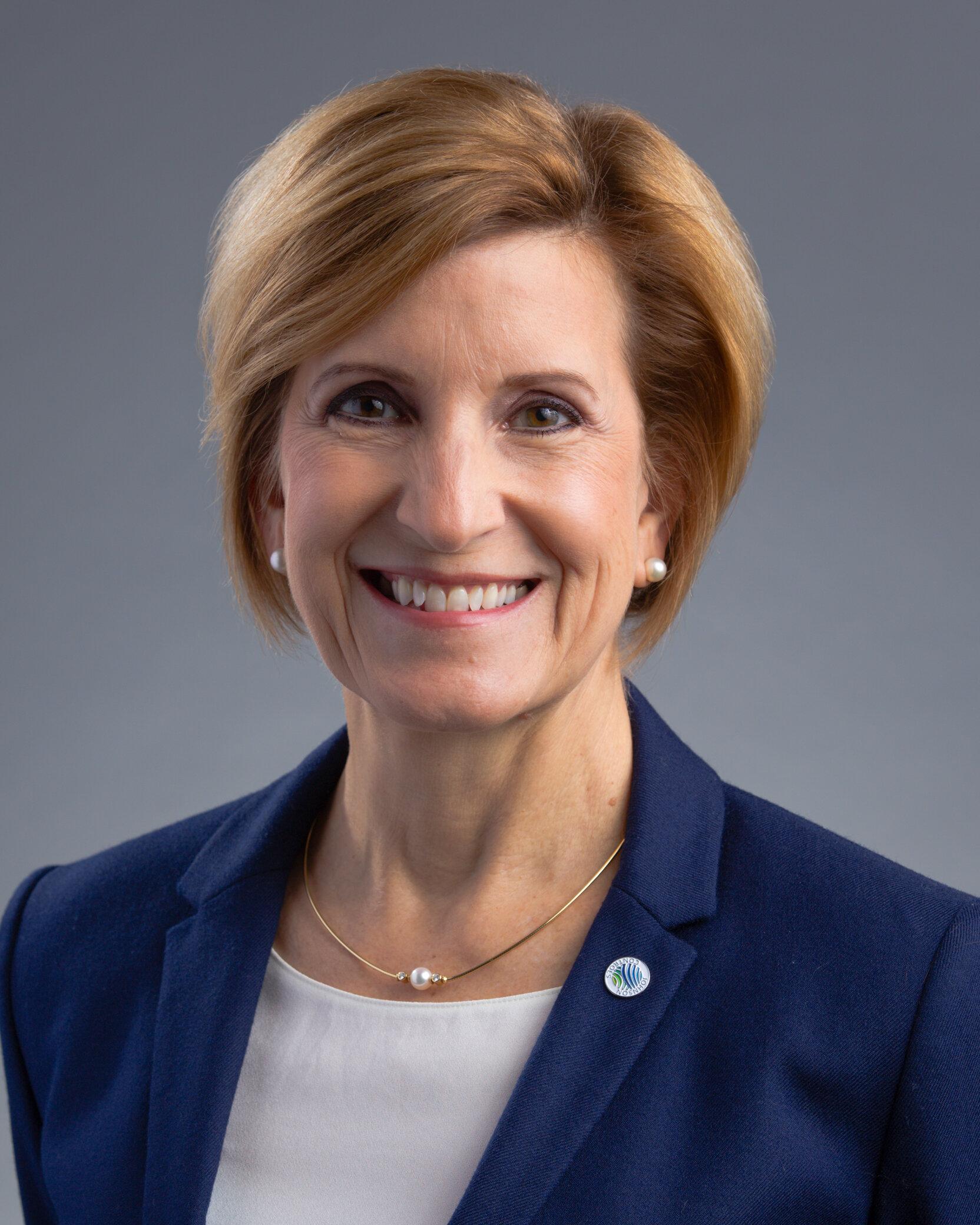 Laura Farnham JCI Johnson Controls VP