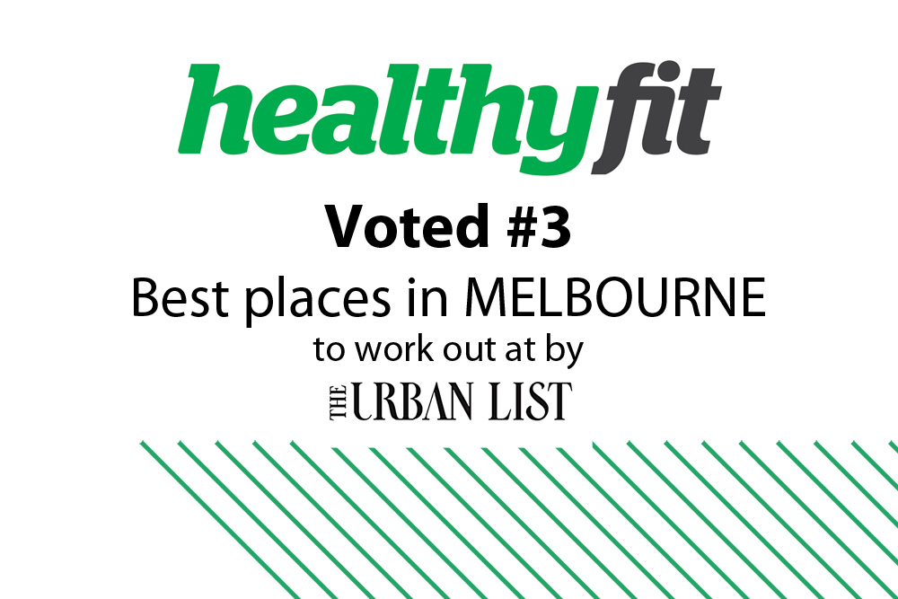 voted 3rd best gym in melbourne