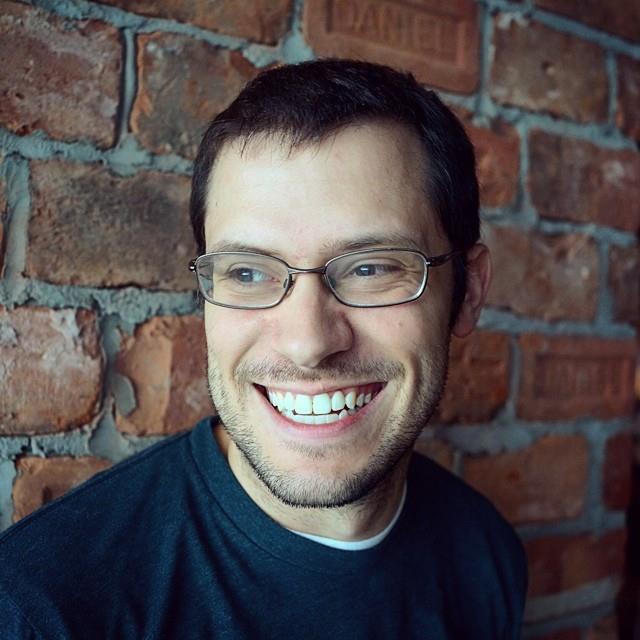 Adam Rensel, Senior Developer at Code School