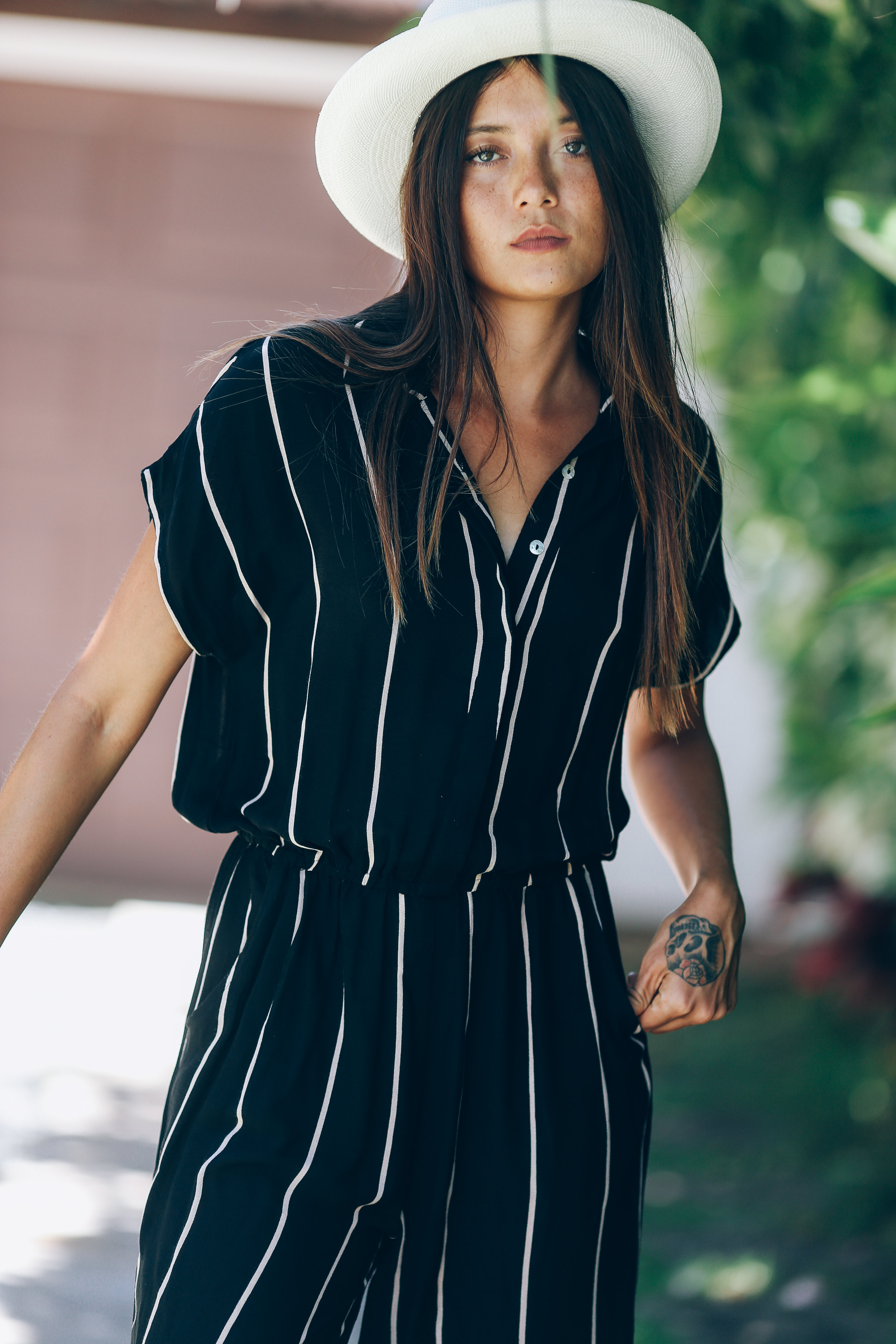 NORI STRIPE - The print speaks for itself - but come on, we all have a dying love for Nori.