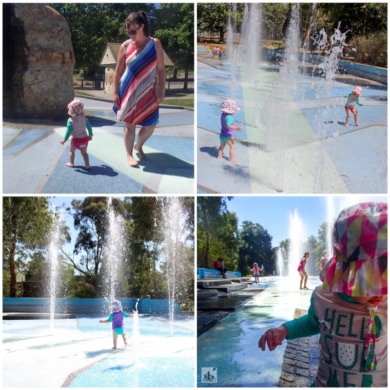 Mamma Knows East - Seville Water Play
